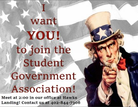 SGA WANTS YOU!