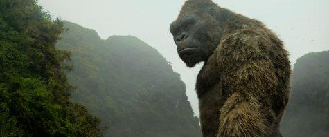 'Kong' conquers 'Logan' at the box office
