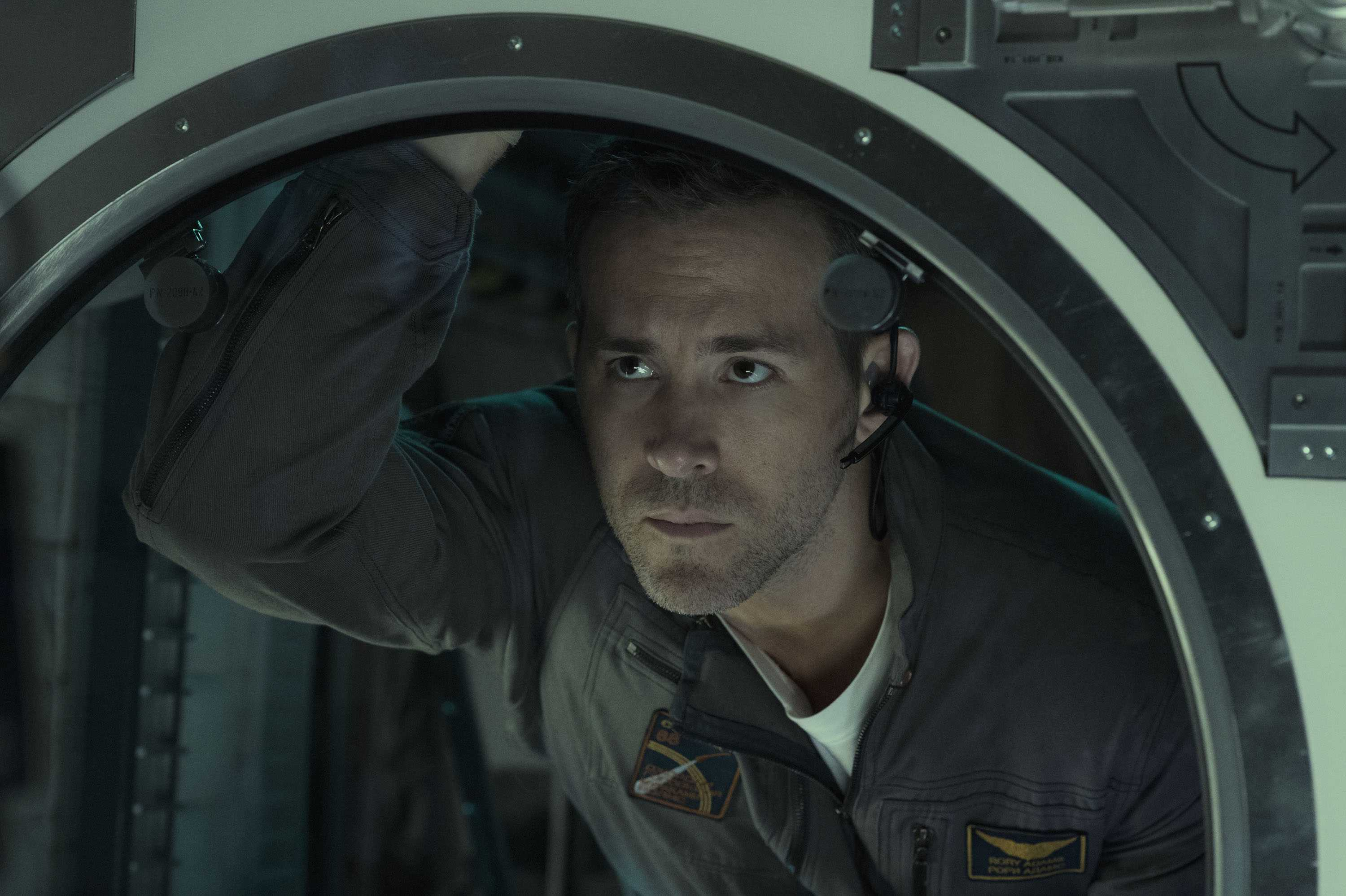 Ryan Reynolds as Rory Adams in a scene from the movie