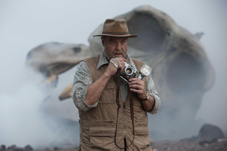 John Goodman as Bill Randa in a scene from the movie