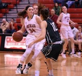 Northeast women's basketball downs Marshalltown, advances to Region XI final