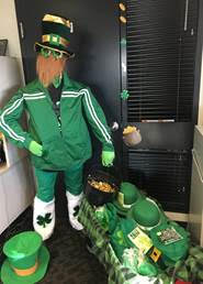 Leprechaun Eldo needs your help!