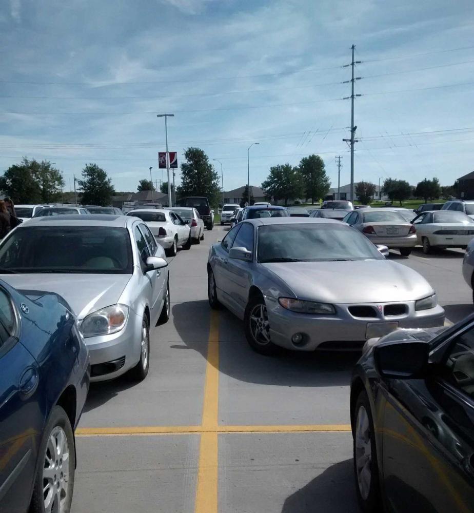 Talkin' Hawks - Parking problems