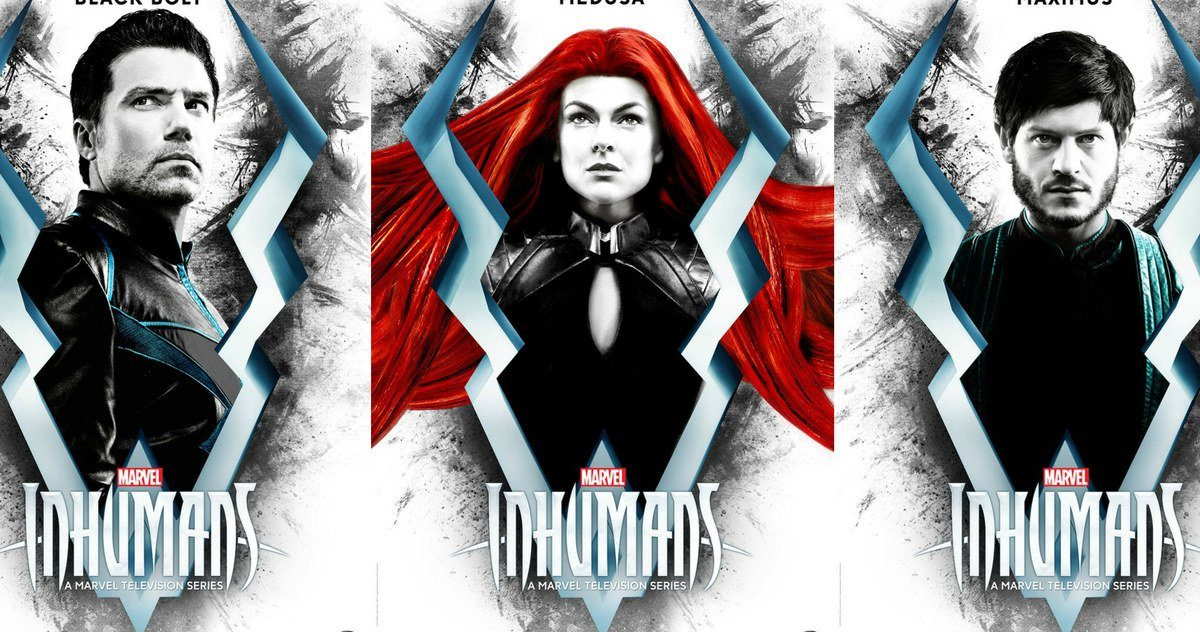 ABCs Inhumans Is Uncertain Of Itself But Foxs The Gifted More Convincing