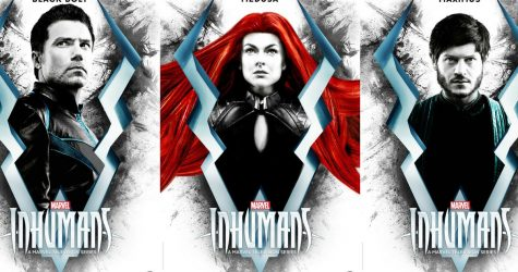 ABC's 'Inhumans' is uncertain of itself, but Fox's 'The Gifted' is more convincing