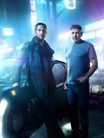 Ryan Gosling and director Denis Villeneuve have 'no idea how the world will react' to the risky 'Blade Runner 2049'