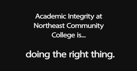 Academic Integrity Week on Northeast Campus