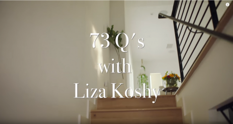 Vogue 73 Questions with Liza Koshy