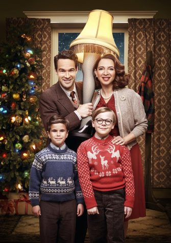 It's beginning to look a lot like Christmas on TV