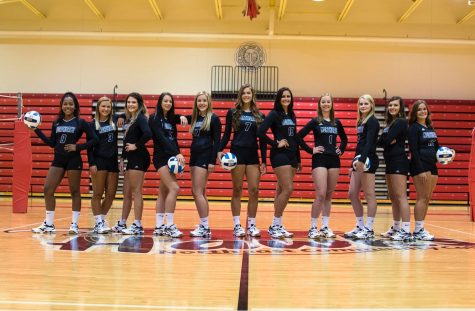 Going From High School Volleyball to Nationals; One Player's View