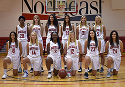 Hawks women's basketball nets 77-70 win over Morningside JV
