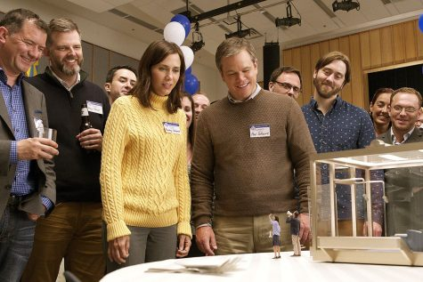 'Downsizing' review: Bold experiment with mixed results