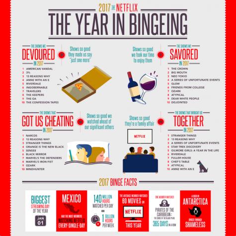2017 on Netflix - A Year in Bingeing