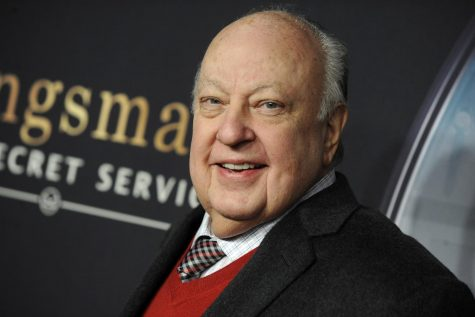 Ex-Fox News anchor says Roger Ailes secretly filmed female workers getting undressed