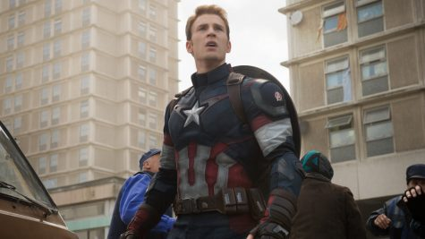 Marvel's Avengers: Age Of Ultron  Steve Rogers/Captain America (Chris Evans)  Ph: Jay Maidment  ©Marvel 2015