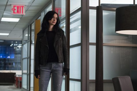 'Jessica Jones' regroups for Season 2