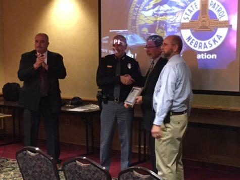 Lt. Roger Folkers, Col. John Bolduc, Timothy Miller, Sgt. Gaylen Svoboda