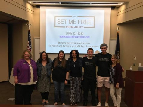 Northeast Phi Beta Lambda hosts human trafficking awareness and education event