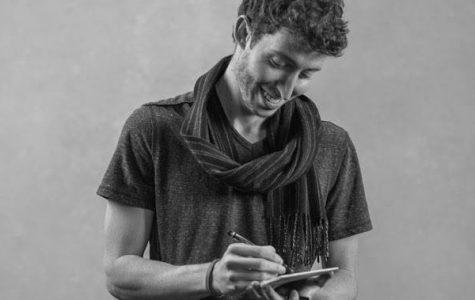 Award Winning Poet and Filmmaker Max Stossel speaks at Northeast