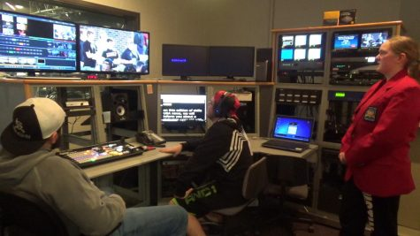 Northeast Broadcasting Skills USA Teams Compete in Grand Island