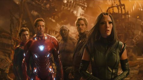 The 'Infinity War' question: Is alluding to a new movie's controversial end over the spoiler line?