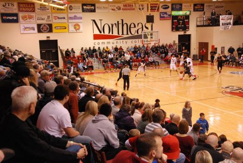 Northeast men unable to shoot past Marshalltown