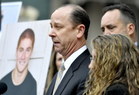 Penn State frat reaches settlement with parents whose son died after hazing allegations