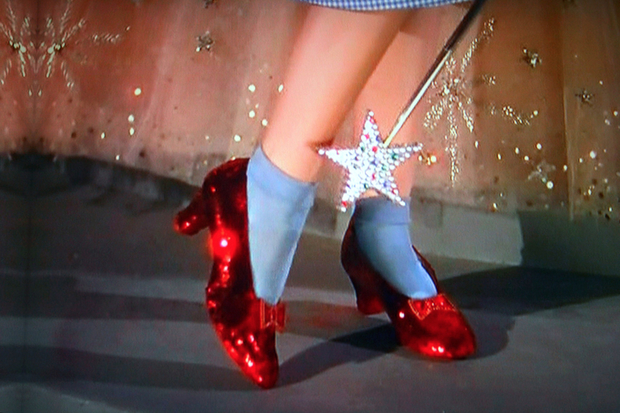 Stolen red slippers from 'The Wizard of Oz' recovered 13 years after being swiped