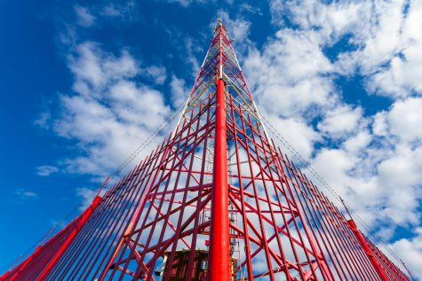 Seattle 5g tower