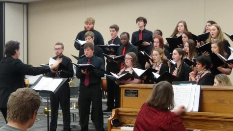 Northeast music groups perform for the holidays