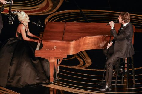 Lady Gaga and Bradley Cooper are so good at the Oscars that they need to go on tour