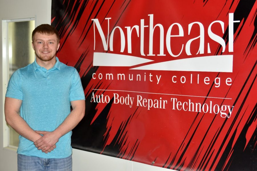 Northeast's Dickau named a 2019 New Century Workforce Pathway Scholar