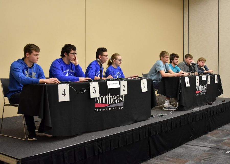 1,110 students take part in 35th Northeast scholastic contest and quiz bowl