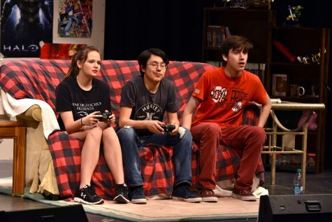 Northeast theatre department ready to stage latest production