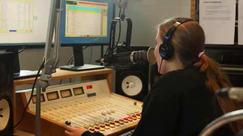 Northeast's Broadcasting program is 'hands on and hands in'