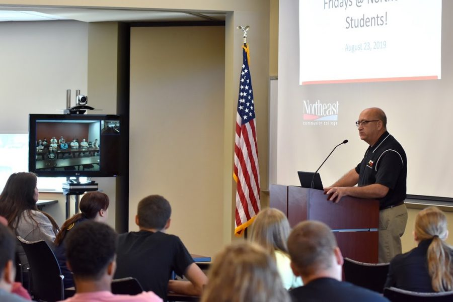 Record number of students enroll in Northeast's Fridays @ Northeast program