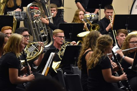 Region's top honor musicians; vocalists perform at Northeast Community College