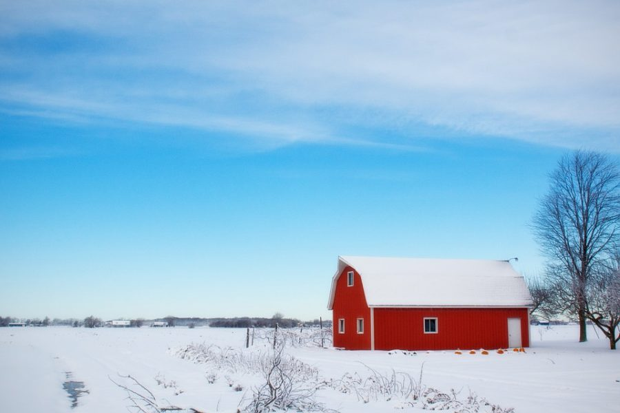 Western, northern Nebraska Sees First Snowfall