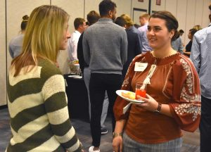 Students take part in etiquette dinner at Northeast Community College