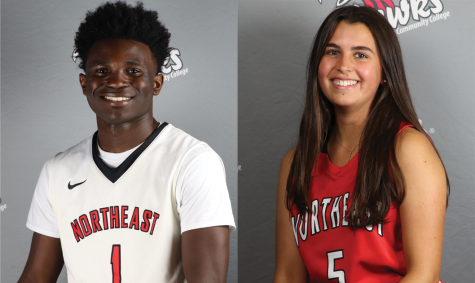 Page and Matas sweep weekly ICCAC Athlete of the Week honors