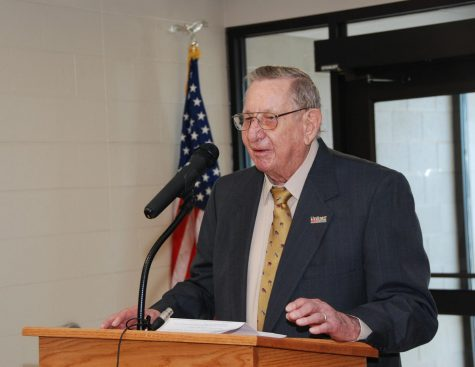 Northeast remembers longtime board member Ken Echtenkamp