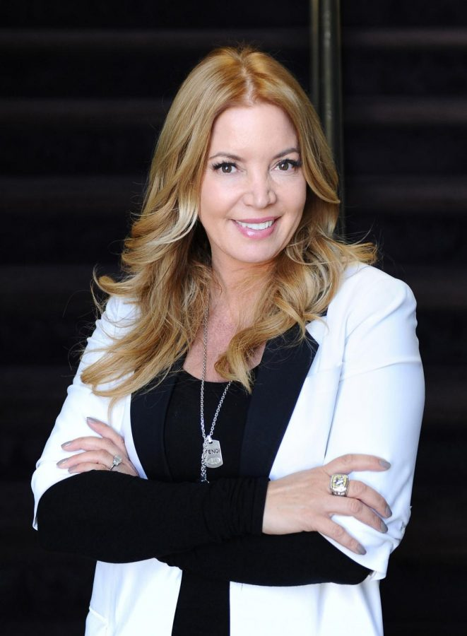 Lakers championship was a real coup for Jeanie Buss